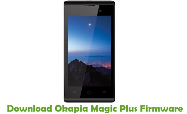 Download Okapia Magic Plus Firmware