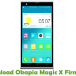 Okapia Magic X Firmware