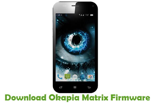 Download Okapia Matrix Firmware