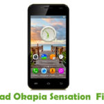 Okapia Sensation Firmware
