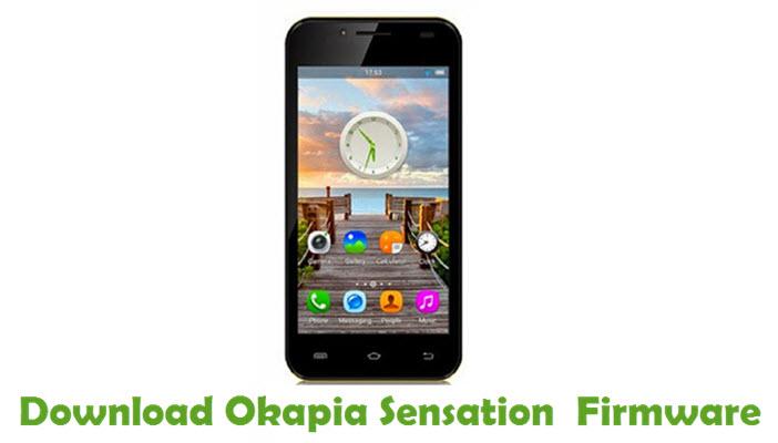 Download Okapia Sensation Firmware