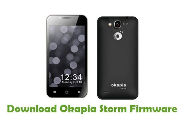 Download Okapia Storm Firmware