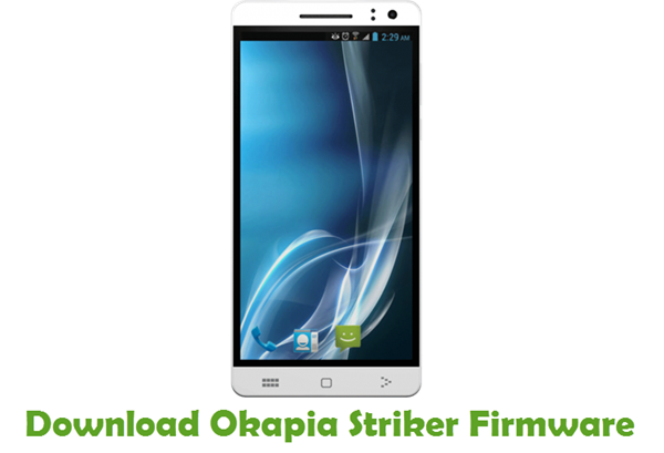 Download Okapia Striker Firmware