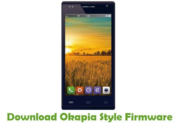 Download Okapia Style Firmware