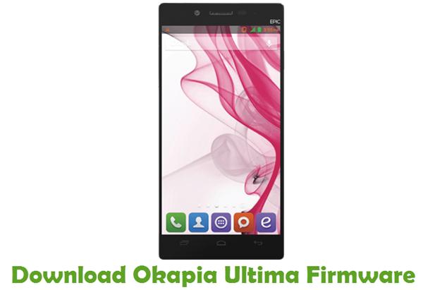 Download Okapia Ultima Firmware