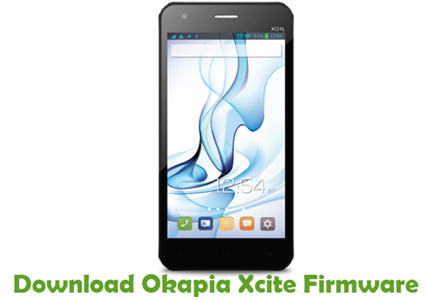 Download Okapia Xcite Firmware
