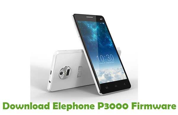 Elephone P3000