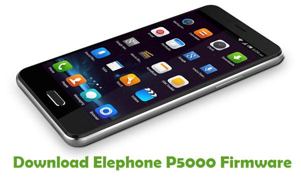 Download P5000 Firmware