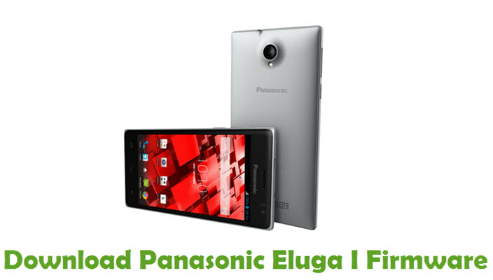 Download Panasonic Eluga I Stock ROM