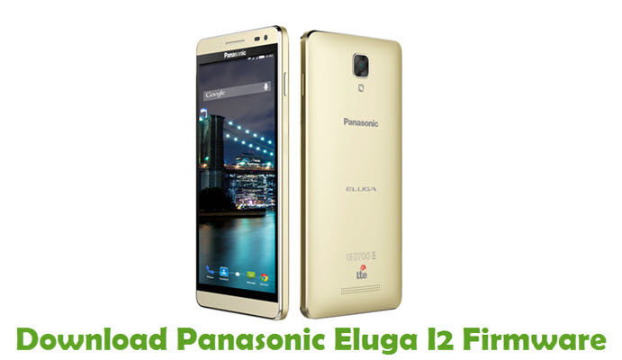 Download Panasonic Eluga I2 Stock ROM