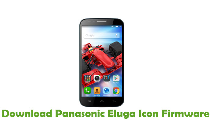 Download Panasonic Eluga Icon Firmware