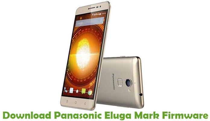 Download Panasonic Eluga Mark Firmware