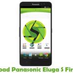 Panasonic Eluga S Firmware