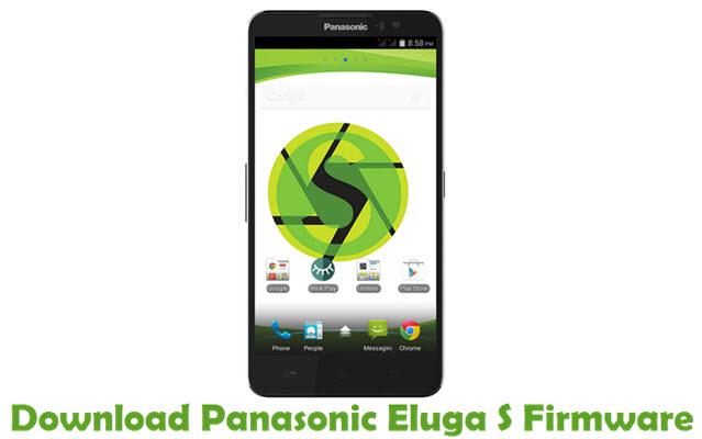 Download Panasonic Eluga S Stock ROM