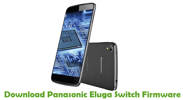 Download Panasonic Eluga Switch Firmware