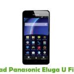 Panasonic Eluga U Firmware