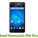 Panasonic P81 Firmware