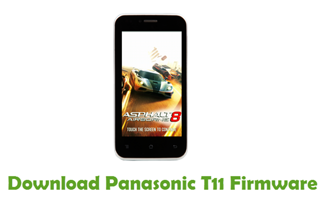 Download Panasonic T11 Firmware