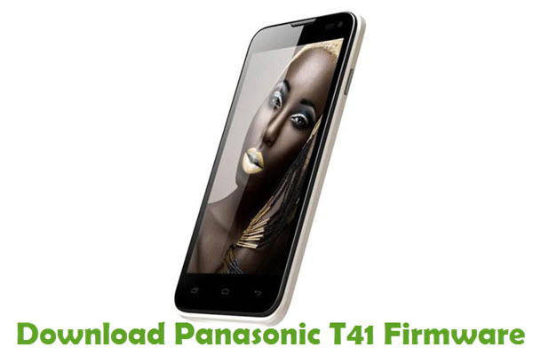 Download Panasonic T41 Firmware