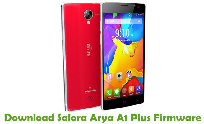Download Salora Arya A1 Plus Firmware