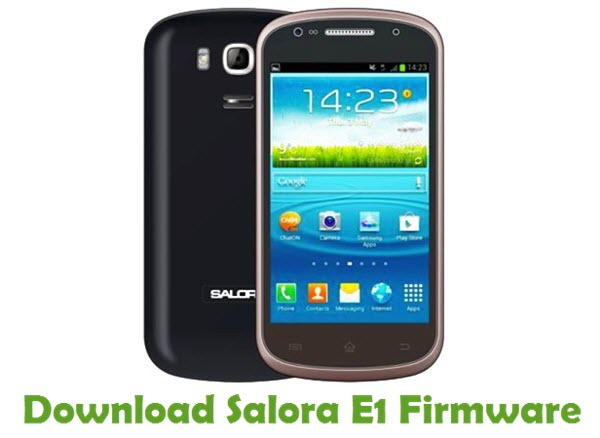 Download Salora E1 Stock ROM