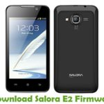 Salora E2 Firmware