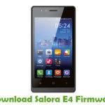 Salora E4 Firmware