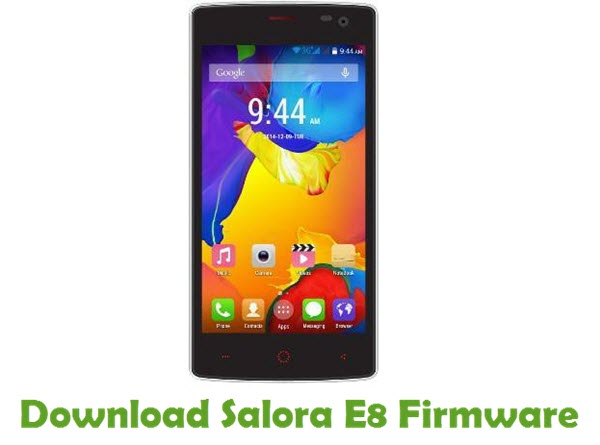 Download Salora E8 Firmware
