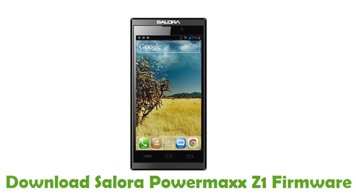 Download Salora Powermaxx Z1 Stock ROM