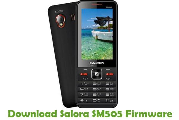 Download Salora SM505 Firmware
