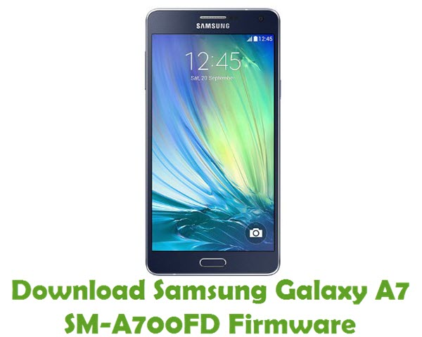 Download Samsung Galaxy A7 SM-A700FD Stock ROM