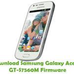Samsung Galaxy Ace 2X GT-S7560M Firmware