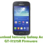 Samsung Galaxy Ace 3 GT-S7275R Firmware