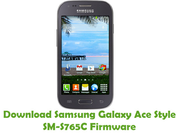 Download Samsung Galaxy Ace Style SM-S765C Stock ROM