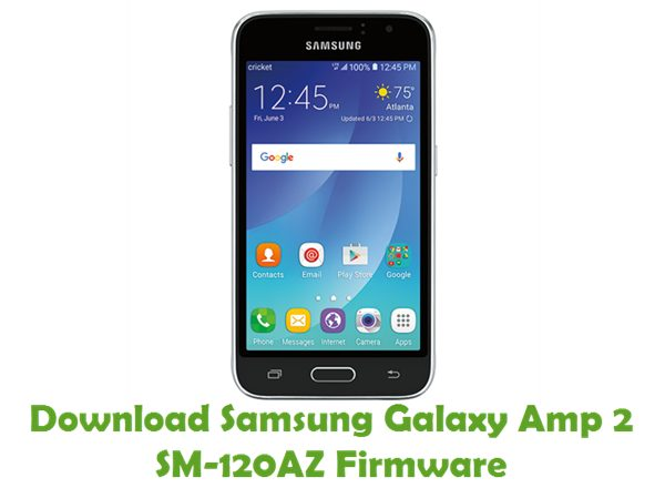 Download Samsung Galaxy Amp 2 SM-J120AZ Firmware