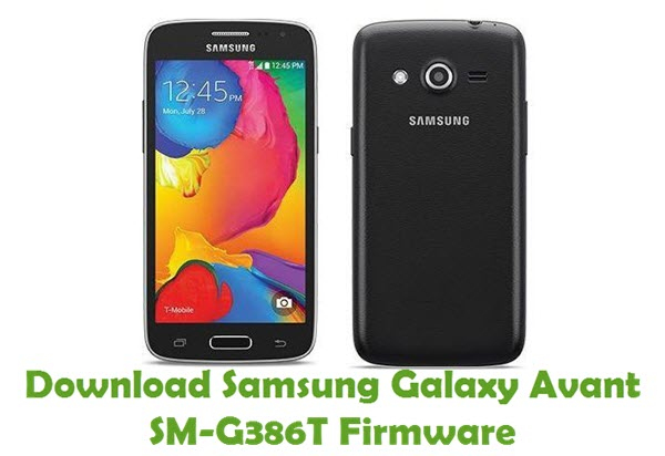 Download Samsung Galaxy Avant SM-G386T Stock ROM