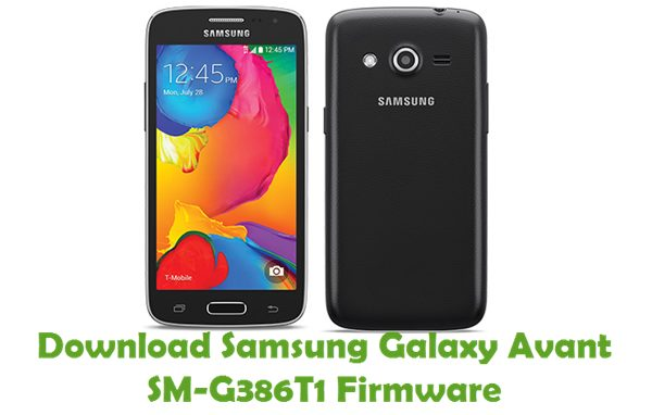 Download Samsung Galaxy Avant SM-G386T1 Firmware
