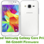 Samsung Galaxy Core Prime Duos SM-G360H Firmware