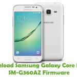 Samsung Galaxy Core Prime SM-G360AZ Firmware