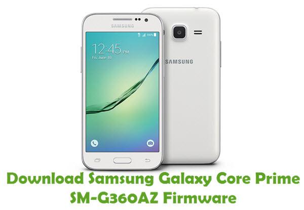 Download Samsung Galaxy Core Prime SM-G360AZ Firmware
