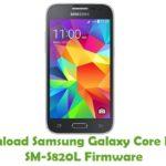 Samsung Galaxy Core Prime SM-S820L Firmware