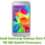 Samsung Galaxy Core Prime VE SM-G361H Firmware