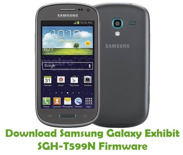 Download Samsung Galaxy Exhibit SGH-T599N Firmware