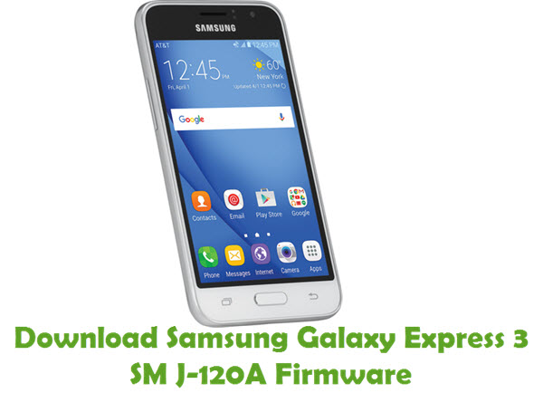 Download Samsung Galaxy Express 3 SM J-120A Stock ROM