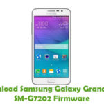 Samsung Galaxy Grand Max SM-G7202 Firmware