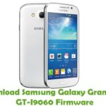 Samsung Galaxy Grand Neo GT-I9060 Firmware