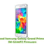 Samsung Galaxy Grand Prime Balanc SM-G530FZ Firmware