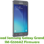 Samsung Galaxy Grand Prime SM-G530AZ Firmware