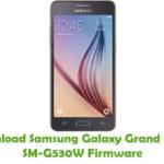 Samsung Galaxy Grand Prime SM-G530W Firmware