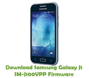 Download Samsung Galaxy J1 SM-J100VPP Firmware - Stock ROM Files